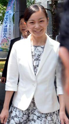 秋篠宮佳子内親王(あきしののみやかこないしんのう)殿下 皇紀2675年(平成27年7月29日, AD2015) Princess Kako 7/29/15