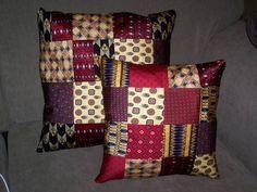 Men's Ties / Neckties - Pillow