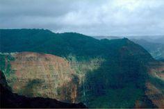 Photography by Gregory Ferdinand Waimea Canyon, Kauai, Mountains, Nature, Photography, Travel, Fotografie, Photograph, Viajes
