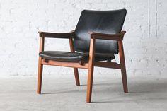 Tove & Edv. Kindt-Larsen Thorald Madsen Teak Easy Chair - Click for more images