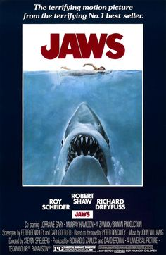 Jaws (1975) #jaws