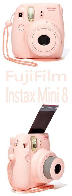 Fuji Instax Polaroid Camera ♥