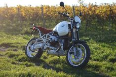 BMW R1200GS Scrambler by  Motorieep    LW for light weight, only 168 kg for 100 cv