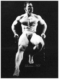 Bill Seno, 1958.