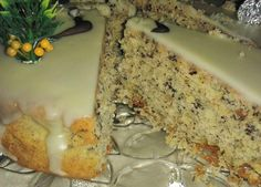 Greek Sweets, Greek Desserts, Greek Recipes, Xmas Food, Christmas Cooking, Greek Cake, Sweet Breakfast, No Bake Cake, Baking Recipes