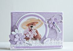 Cards made by Wybrich: Bloghop Marianne Design Blog