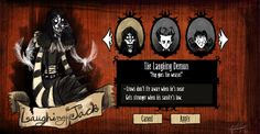 Laughing Jack - don't starve by Ellzilla on DeviantArt