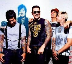 Avenged Sevenfold. The band that inspired me to first pick up a guitar