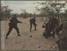 1981 Captured insurgents