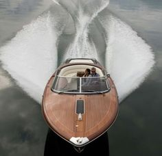 Give me this type of motor boat any day of the week.