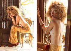Novella Royale's Spring Boho-Styles Are Breathtaking Boho Gypsy, Bohemian Style, Boho Chic, Boho Fashion, Spring Fashion, Novella Royale, Tans, Pretty Hairstyles, Vintage Inspired