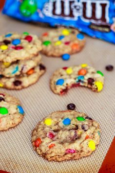 oatmeal m amp m cookies recipe by sally s baking addiction maypurr