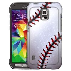 Samsung Galaxy S5 Active Base Ball Slim Case