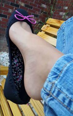 "hoseloverlv: ""nylonfeetfap: "" ♥ feet ♥ nylons ♥ toes ♥ legs ♥ soles ♥ heels ♥ hut ♥ footwear ☆☆☆ If you like pantyhose ⇒ http://nylonfap.tumblr.com ☆☆☆ ☆☆☆ Nylon & Feet ⇒..."