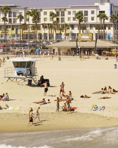 #JSSurf   Huntington Beach remains pleasantly under the radar compared to nearby Laguna and Newport. #Jetsetter