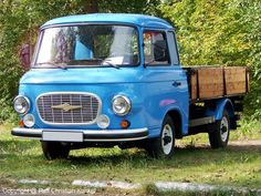 Barkas B 1000 Pritschenwagen - IFA Busse, Old Trucks, Old Cars, Cars And Motorcycles, Retro, Vehicles, Rat Rod Trucks, Motorbikes, Custom Cars