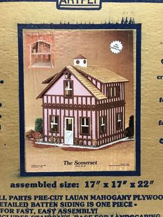 34 Best File Artply Dollhouse Co Images Filing Doll Houses
