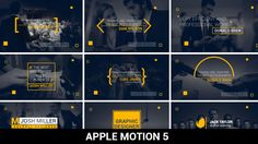 FEATURES   Apple motion 5  Requires Plugins: No  Video Tutorial  One Click Color Change  Image and Music used in the preview is not included  easy to customize  Free Font Downlad Here  ROBOTO   MY...