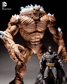 DC Collectibles Shows Off Its Biggest Toy Yet: A Massive 'Arkham City' Clayface Action Figure