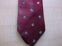 Barry of London , mens neck tie new w/o tags 100% silk skinny / long  #BarryofLondon #NeckTie