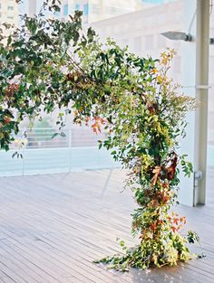 Photography: Ryan Ray Photography - ryanrayphoto.com Floral Design: Bows And Arrows - bowsandarrowsflowers.com   Read More on SMP: http://www.stylemepretty.com/2016/03/03/modern-downtown-austin-wedding-with-17-stylish-bridesmaids/