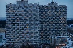 Interview: Arseniy Kotov, photographer of former Soviet cities - Proti šedi Interview, Study Architecture, Prague, Case Study, City, Skyscraper, Harry Potter, Scene, Modern