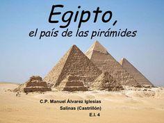 Egipto, infantil
