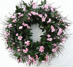 Pre Lit Wreath, Indoor Wreath, Twig Wreath, Floral Wreath, Flower Wreaths, Peonies And Hydrangeas, Lavender Wreath, Mothers Day Wreath, Spray Roses