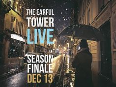 Season Finale (and Christmas Party) December 13 @ 19:00 - 23:30