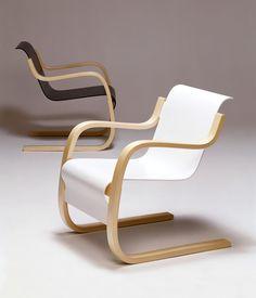 nothingtochance:  Cantilever Chair / ALVA ALTO 1932