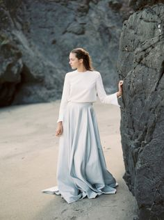 Modern Seaside Wedding Inspiration   Photography by Wendy Cooper