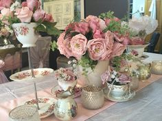Couture vintage pink