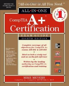 G 4-62/206 - CompTIA A+ Certification All-in-one Exam Guide