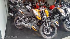 KTM-DUKE 200
