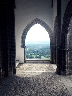 A window to the mountains, Aracena | Spain (by Nacho Coca)