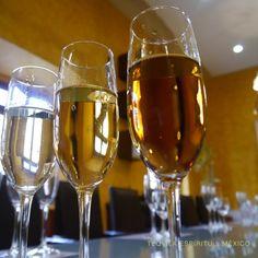 Sabías que Riedel es la copa tequilera pensada y creada especificamente para enaltecer las propiedades del tequila...