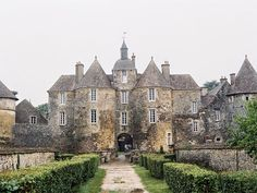 Places : La Borde Maison d'Hôtes, Burgundy, France by {this is glamorous yes **+ Beautiful Castles, Beautiful Buildings, Beautiful Places, Amazing Places, French Architecture, Amazing Architecture, Vanessa Jackman, Palaces, Arquitetura