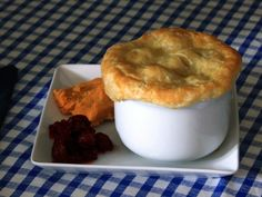 This savory  pot pie recipe puts garden root veggies front and center.