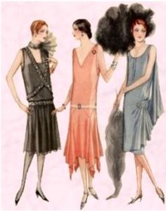 The New Spring Fashions of 1927.