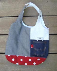 zakka style handbag
