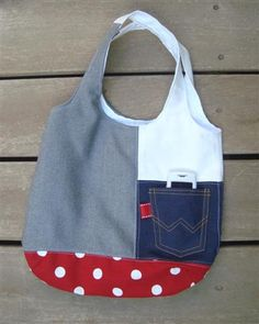 Zakka style handbag | Flickr - Photo Sharing!