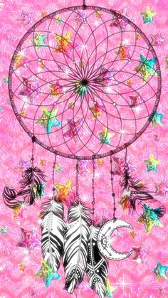 Dream Catcher Pink