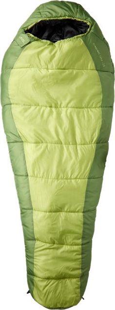 ALPS Mountaineering Crescent Lake -20 Sleeping Bag - Wide Kiwi/Green Wide