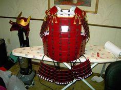 make your own samuri armor: