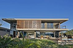 Metropole Architects and Timbertrends Screens. South Coast KZN