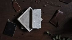 POSH-PROJECTS Luna Concrete Skin for iPhone 6 | HYPEBEAST