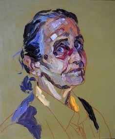 "Saatchi Art Artist ORT Andrea Ortuño; Painting, ""Anima Mundi"" #art"