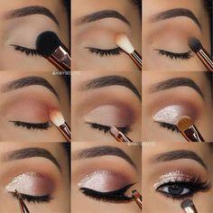 7 simple makeup tips to make your eyes burst .- 7 einfache Make-up-Tipps, um Ihre Augen zum Platzen zu bringen – Style O Check 7 Simple Makeup Tips to Make Your Eyes Burst – Style O Check …, - Makeup Hacks, Makeup Trends, Makeup Ideas, Eye Trends, Makeup Routine, Diy Makeup, Makeup Inspo, Makeup Inspiration, Cheap Makeup