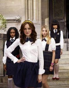 Gossip Girl - Even Their School Uniforms Make Us Feel Inferior