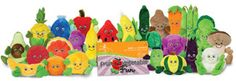 Fun and Creative Elementary Physical Education Set : Fruit and Vegetable Fun Book and Garden Heroes® Kit  $99.95